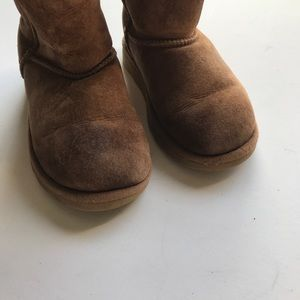 UGG Shoes - Classic Short II Water Resistant Genuine Shearling